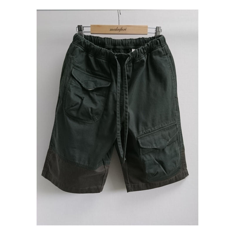 makufuri Six Pockets Utility Work Shorts