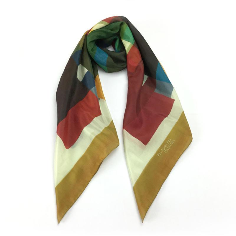 大判スカーフ正方形:品番SC4A1