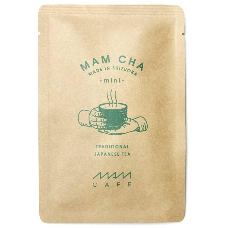 MAM CHA MINI OKUMIDORI(緑茶)