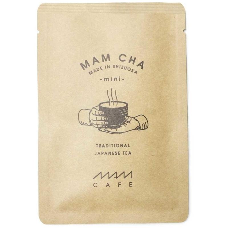 MAM CHA MINI TAMAKAWA(緑茶)