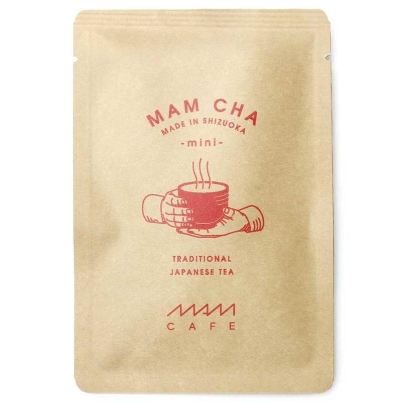 MAM CHA MINI BENIFUKI(紅茶)
