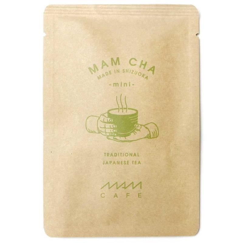 MAM CHA MINI OSAWA(緑茶)