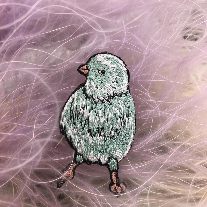 みどりの小鳥