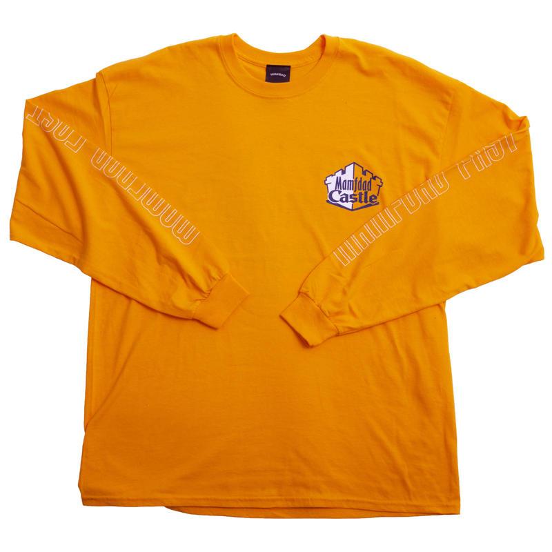 【ORG】castle long T shirt