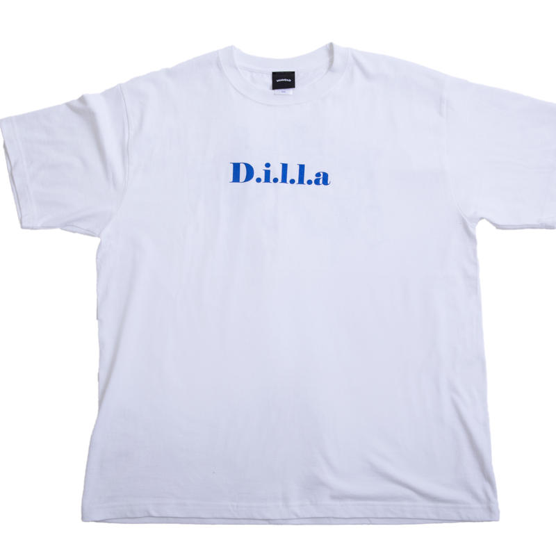 【WHT】D.i.l.l.a T shirt