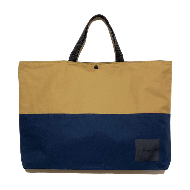 Bague GROSGRAIN TOTE BAG / NAVY