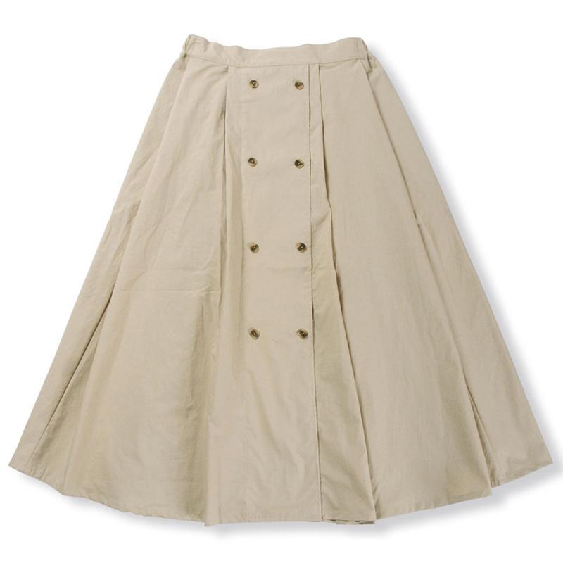 toitoitoi / シルフィアスカート195207ベージュS(ウィメンズ)