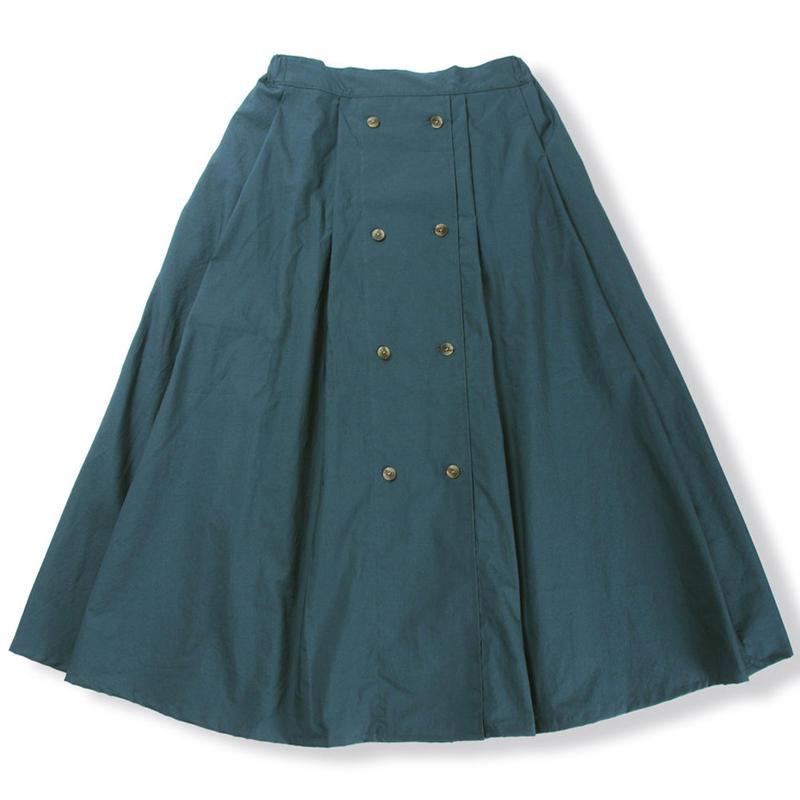 toitoitoi / シルフィアスカート195207ブルーグリンS(ウィメンズ)