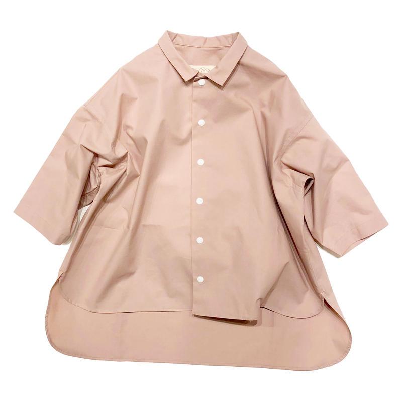 SWOON / ワイドシャツsw11-500-002ピンクS.M.L.XL