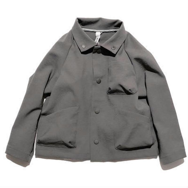 MOUN TEN. / ドライストレッチワークジャケット グレイ125.140