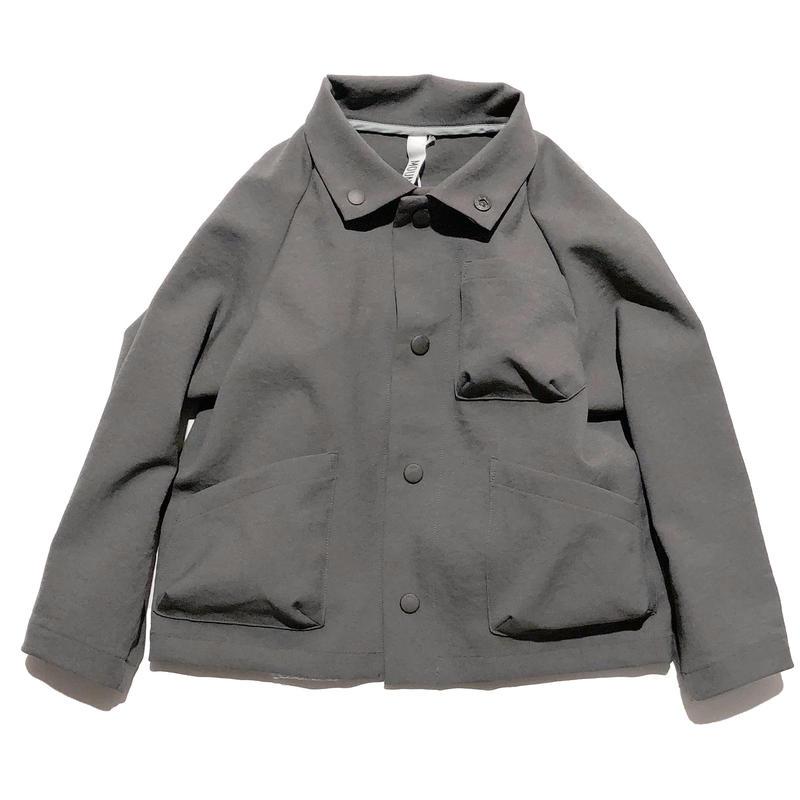 MOUN TEN. / ドライストレッチワークジャケット グレイ95.110