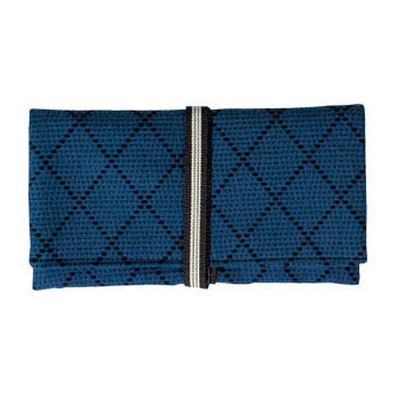 Winding purse(Indigo)