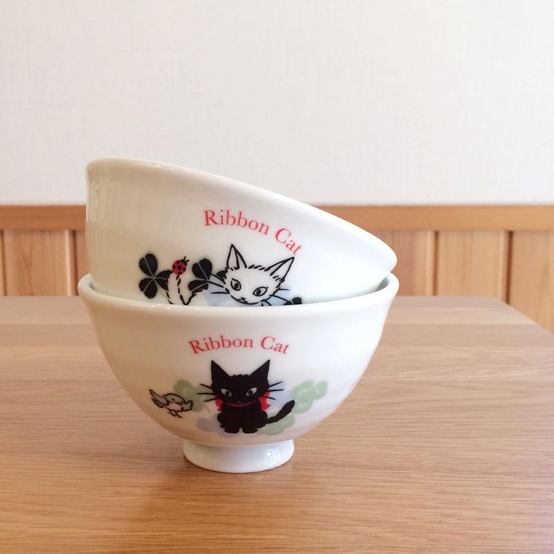クローバー茶碗L