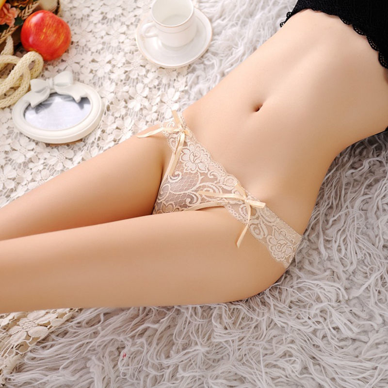 in to you thong  BEIGE、BLACK