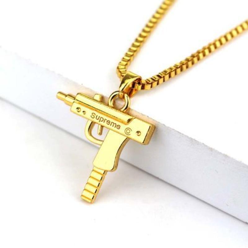 bang gold ネックレス