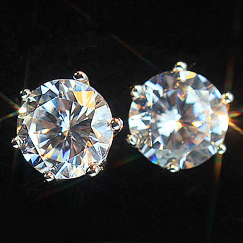 DIAMOND FOREVER フェイクダイアモンドピアス