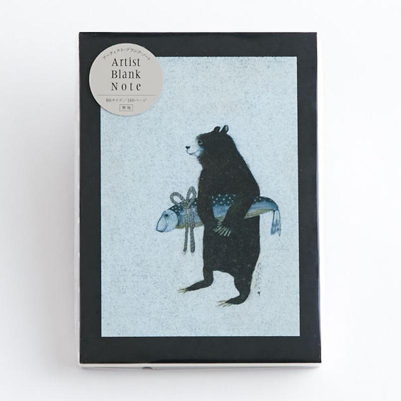 ARTIST BLANK NOTE-Bear