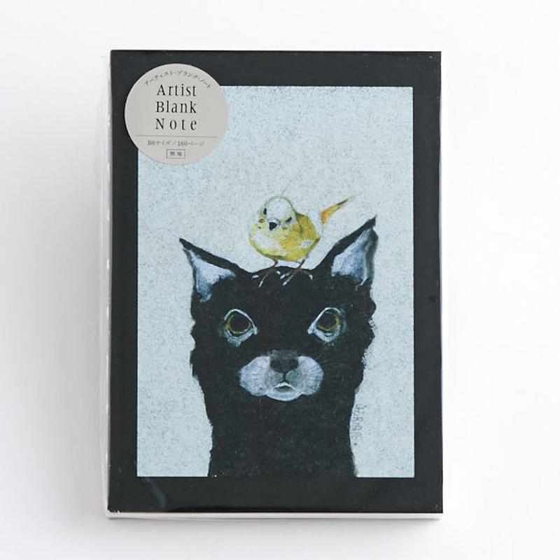 ARTIST BLANK NOTE-Cat