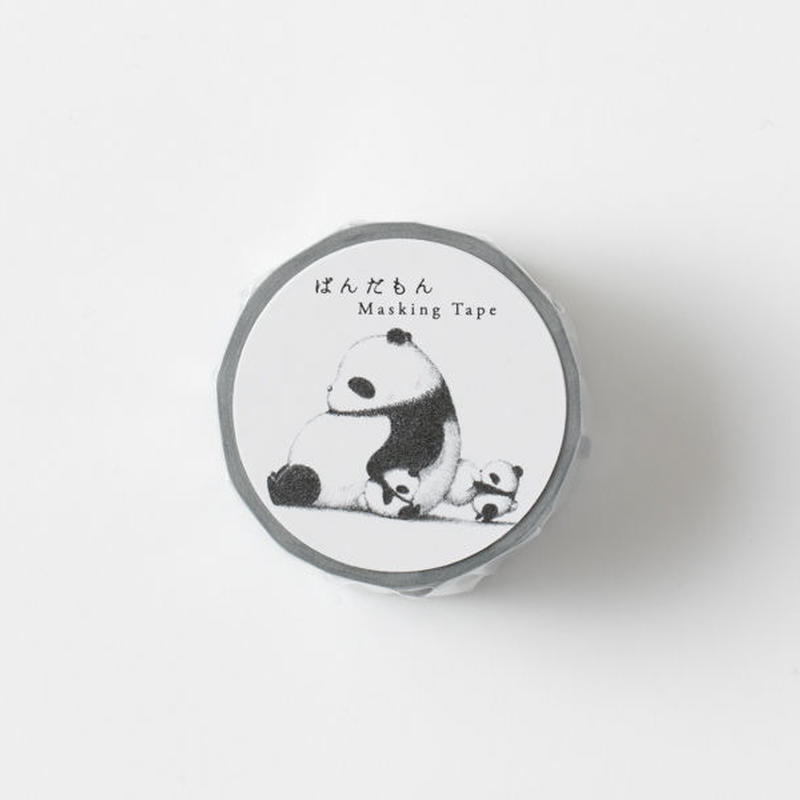 PANDAMON MASKING TAPE-GRAY