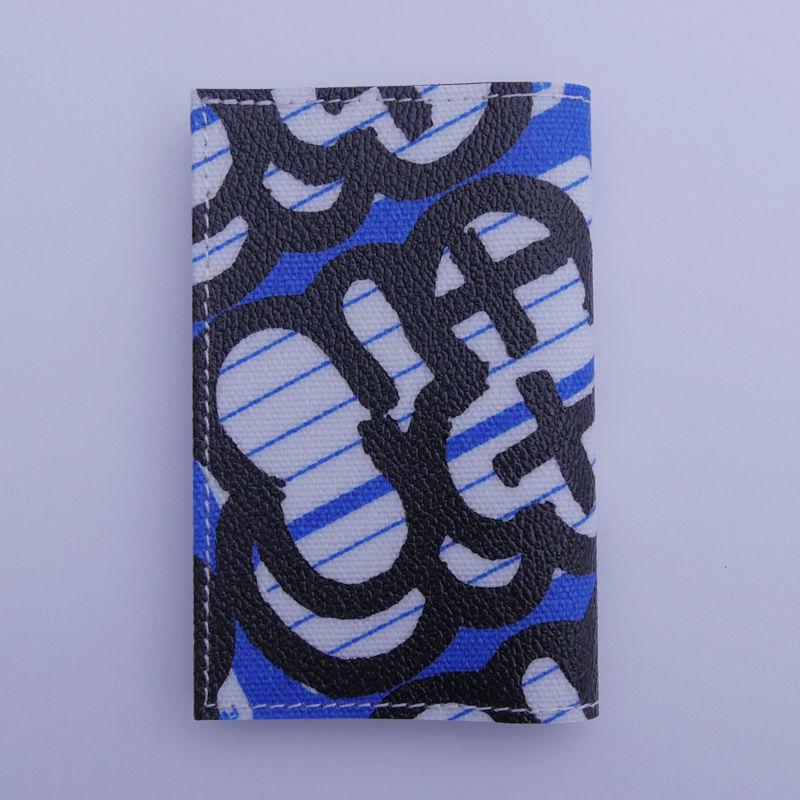FABRIC MQ CARD CASE