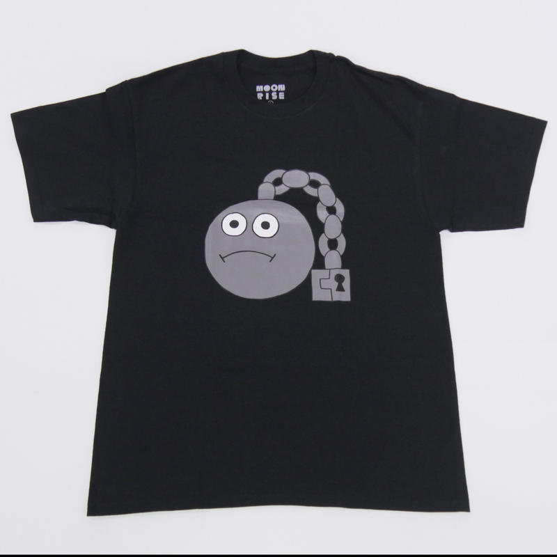 MOONRISE BALL&CHAIN  T-SHIRT