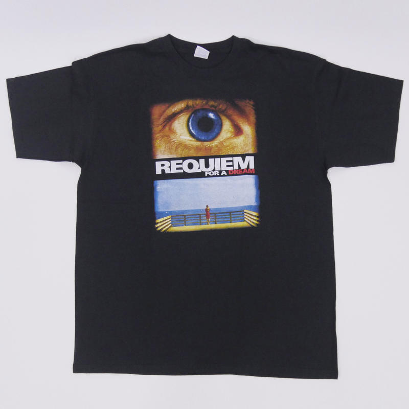 REQUIEM FOR A DREAM  T-SHIRT