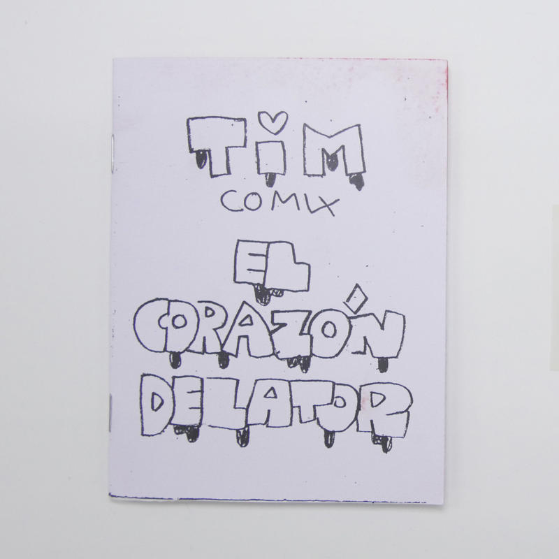 TIM COMIX  EL CORAZON DELATOR