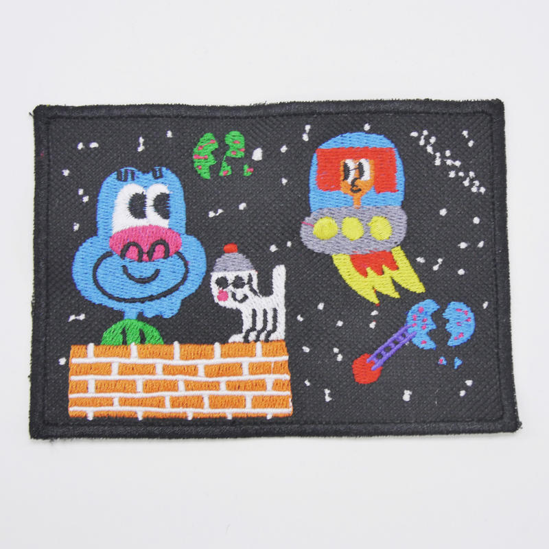 MOONRISE SKY WATCHERS  PATCH