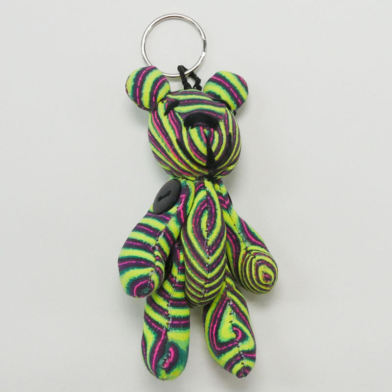 SPACE TRIBE  PARTY ANIMAL MINI  KEY RING