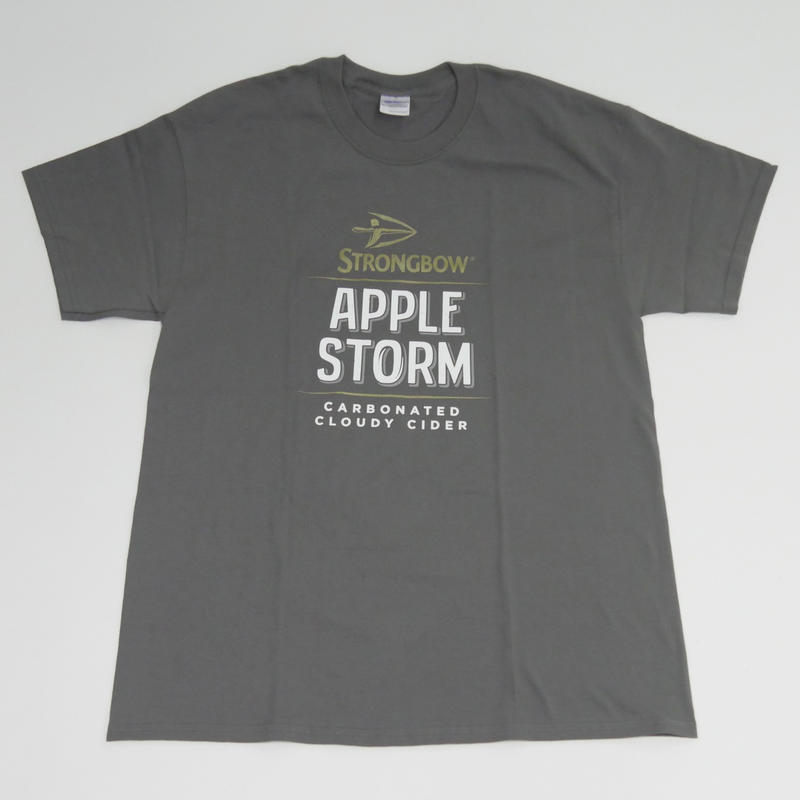 STRONGBOW  APPLE STORM  T-SHIRT
