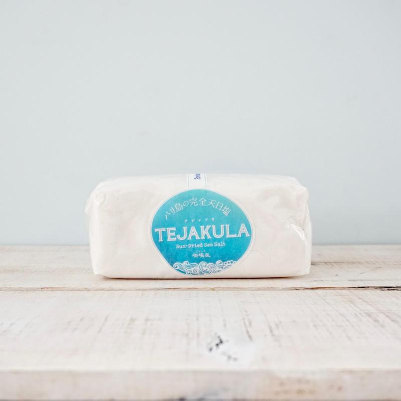 TEJAKULA・バリ島の完全天日塩 <パウダー> 500g