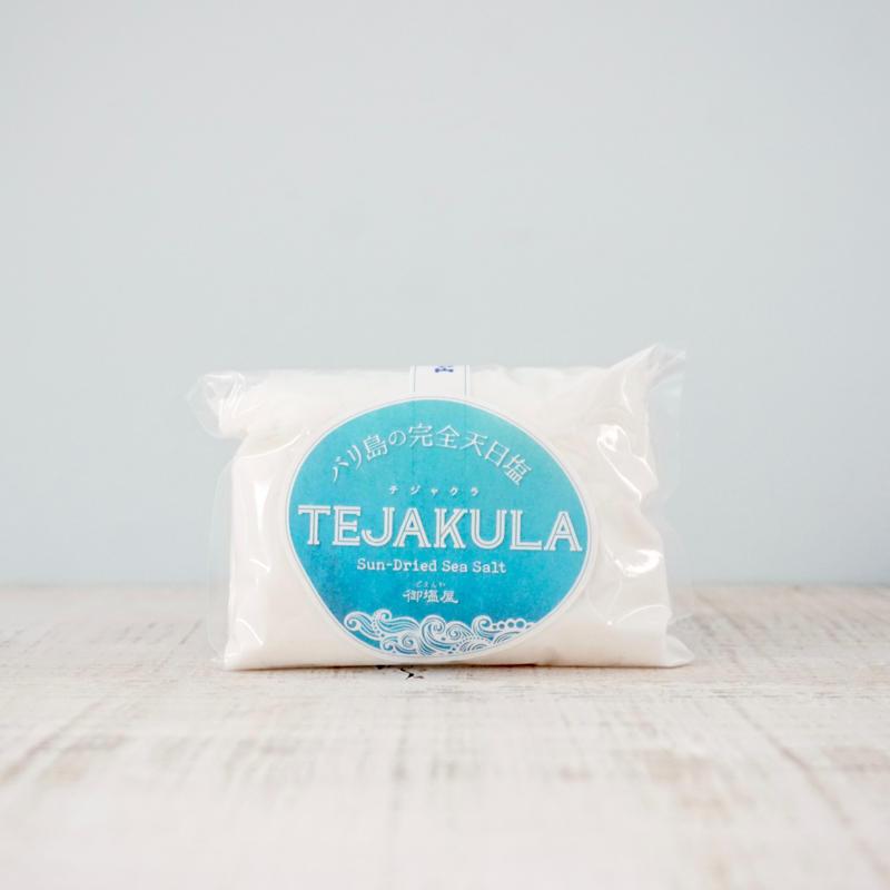 TEJAKULA・バリ島の完全天日塩 <パウダー> 150g