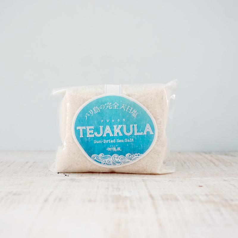 TEJAKULA・バリ島の完全天日塩   <あら塩> 150g