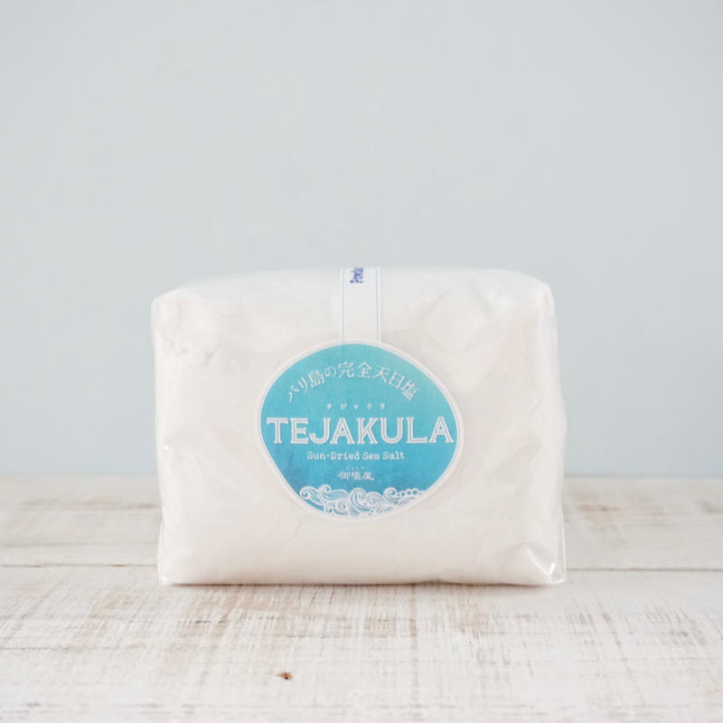 TEJAKULA・バリ島の完全天日塩 <パウダー> 1Kg