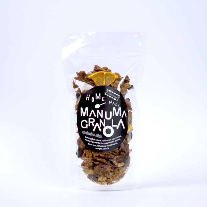 【黒糖】(100g) MANUMA グラノーラ