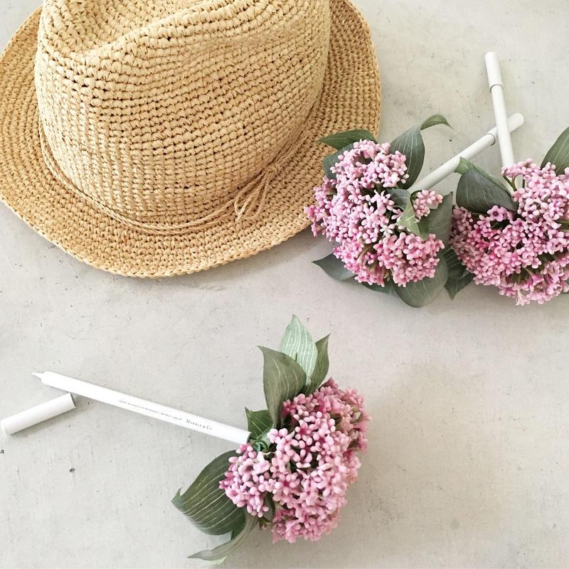 小花のフルール(ライラックピンク)