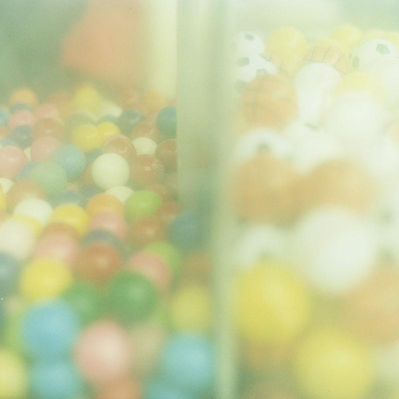 PHOTO TILE STICKER  bubbles