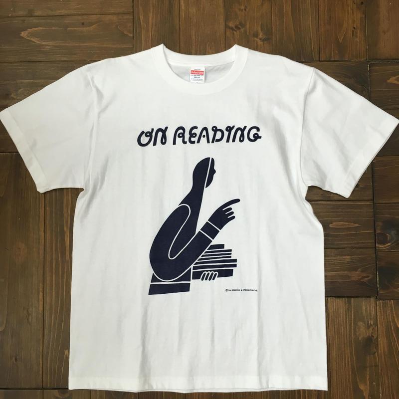 ON READING オリジナルTシャツ