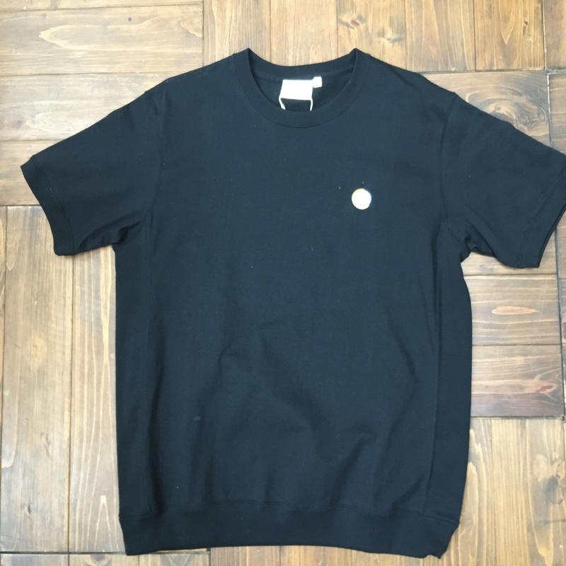 「月と6ペンス」刺繍サイドパネルTシャツ