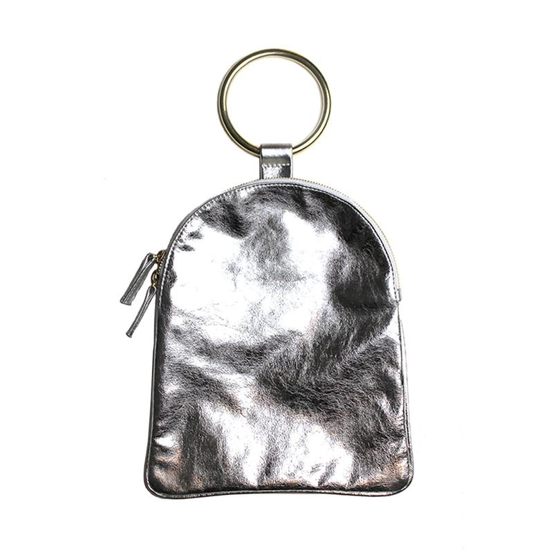 Myers Collective // Ring Pouch Large Silver