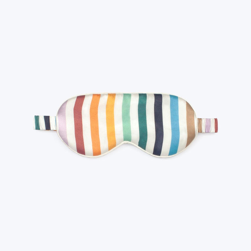 SLEEPY JONES // SJ + Color Factory Silk Sleep Mask