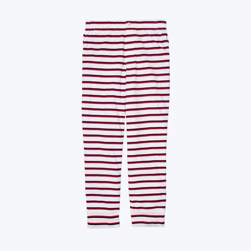 SLEEPY JONES // Steve Cuffed Knit Pant