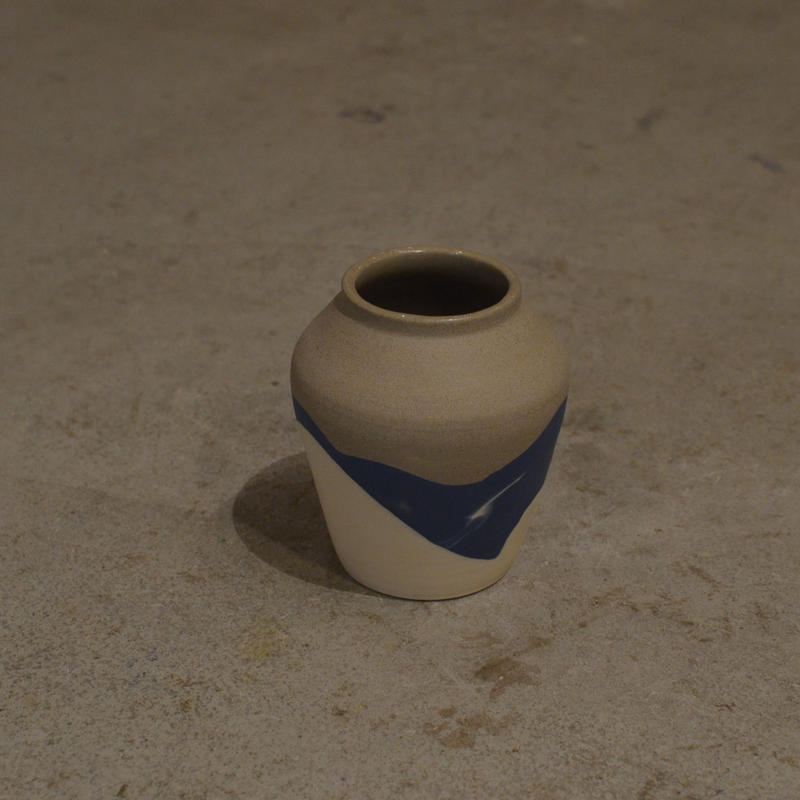HELEN LEVI / Beach series - Mini Vase
