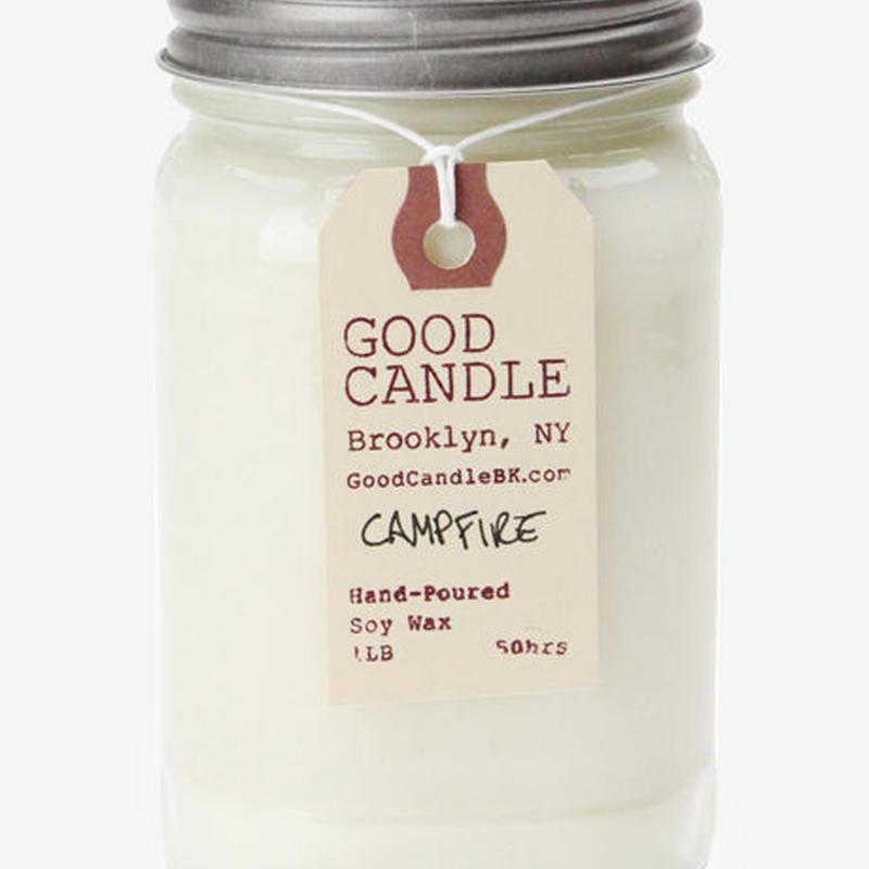 GOOD CANDLE // CAMPFIRE 1LB