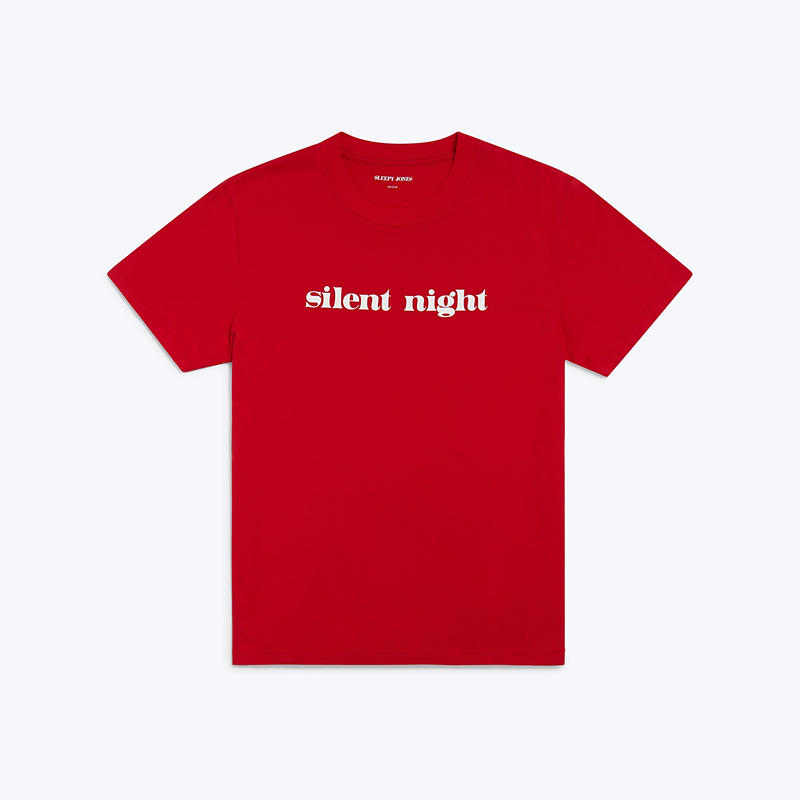 SLEEPY JONES // Silent Night T-Shirt