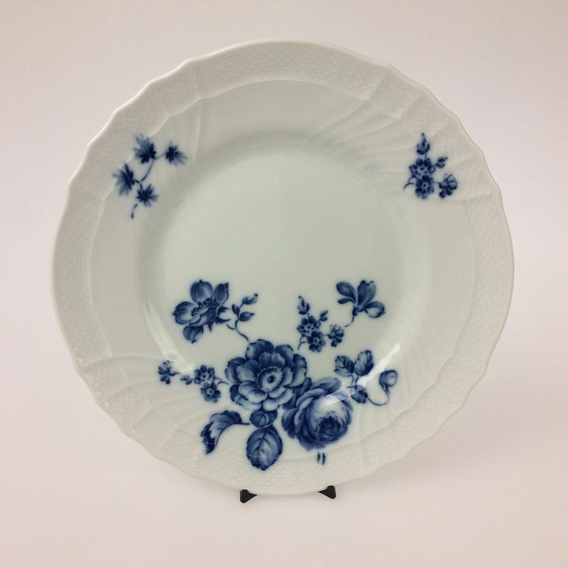 【リチャードジノリ】ローズブルー プレート21.5㎝