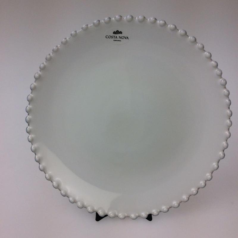 【コスタノバ】パール サラダプレート22cm