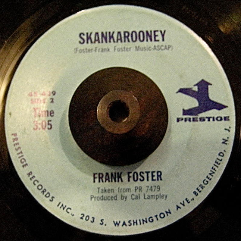 FRANK FOSTER / SHANKAROONEY /SHOW THE GOOD SIDE