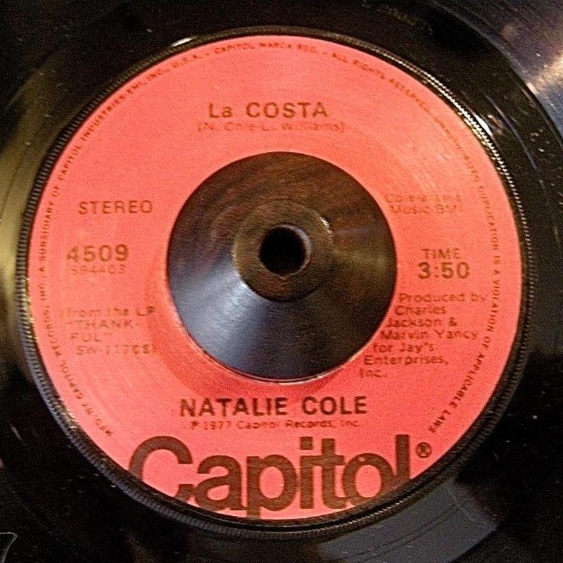 NATALIE COLE / La COSTA