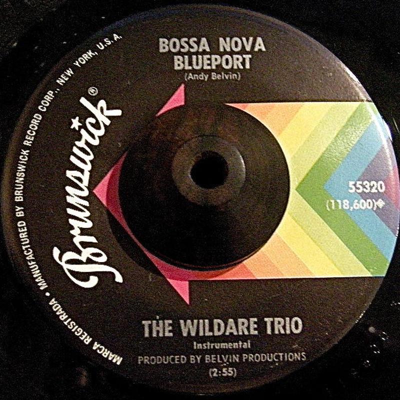 THE ILDARE TRIO / BOSSA NOVA BLUEPORT